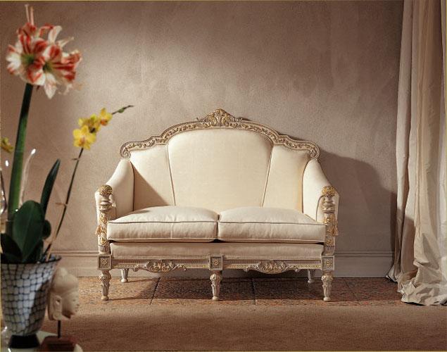 3 er couch barock. Black Bedroom Furniture Sets. Home Design Ideas