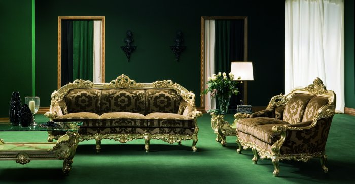 baroque sitting room mercurio barock wohnzimmer mercurio. Black Bedroom Furniture Sets. Home Design Ideas