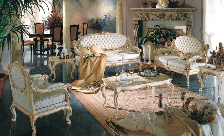 letto matrimoniale modello petalo oro foglia originale ...